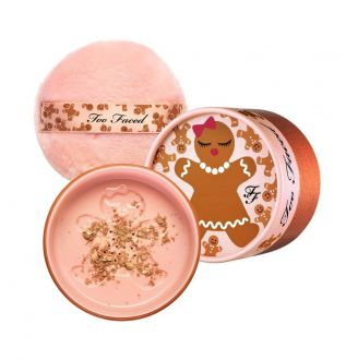 Gingerbread Sugar Kissable Body Shimmer TOO FACED