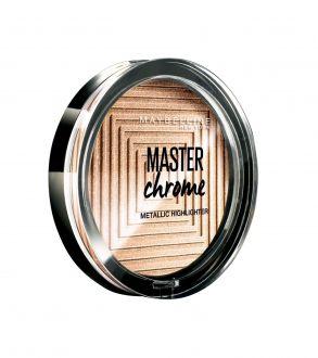 Iluminador Master Chrome Molten Gold MAYBELLINE