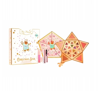 Kit Christmas Star Smells Like Gingerbread TOO FACED