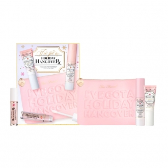 Kit I've Got a Holiday Hangover Skin & Lip TOO FACED