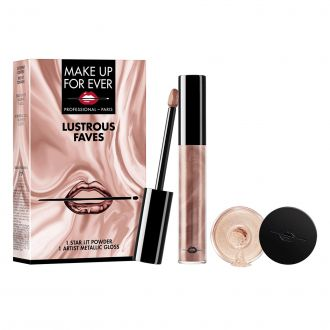 Kit Lustrous Faves MAKE UP FOR EVE
