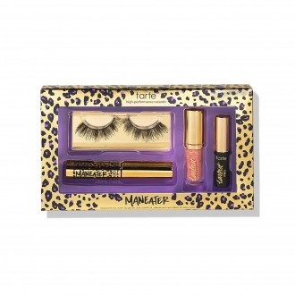 Kit  Maneater makeover lash & lip TARTE