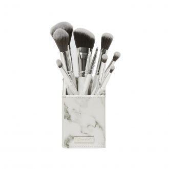 Kit White Marble Brush Set BH COSMETICS