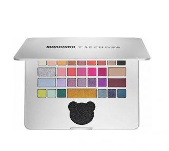 Laptop Palette MOSCHINO + SEPHORA