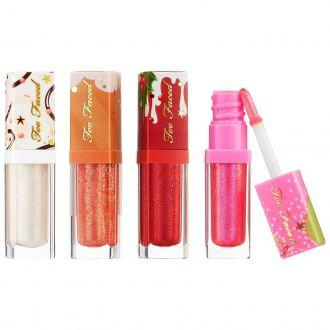 Mini Lip Glossy Glitter TOO FACED