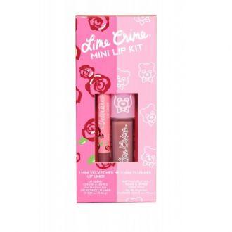 Mini Lip Kit Toasted Marshmallow LIME CRIME