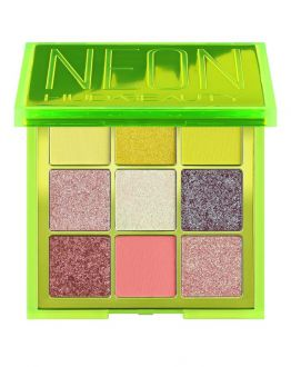 Neon Green Obsessions HUDA BEAUTY