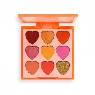 Paleta Heartbreakers Fiery REVOLUTION