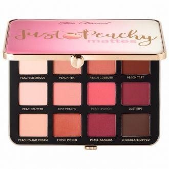 Paleta Just Peachy Mattes TOO FACED