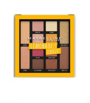Paleta Lemonade Craze MAYBELLINE