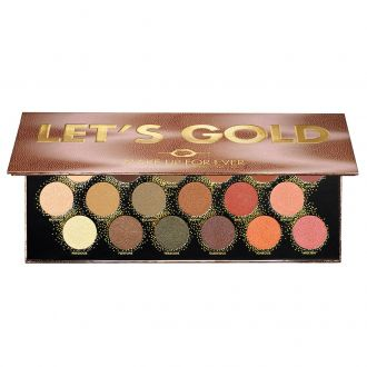 Paleta Let's Gold MAKE UP FOR EVER