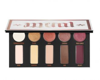 Paleta MetalMatte Mini Eyeshadow  KAT VON D