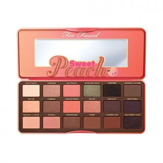 Paleta Sweet Peach TOO FACED