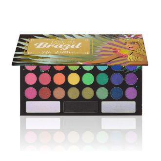 Paleta Take Me Back To Brazil: Rio Edition  BH COSMETICS