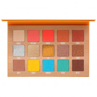 Paleta Thirsty Eyeshadow JEFFREE STAR