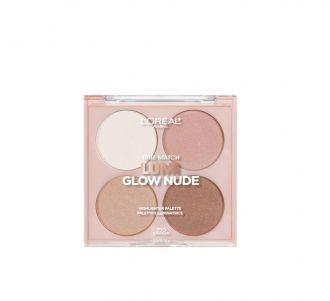 Paleta True Match Lumi Glow Nude LOREAL