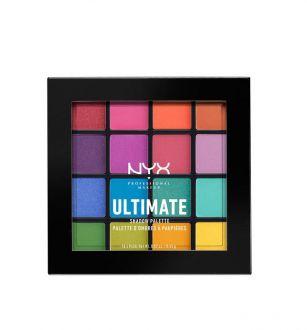 Paleta Ultimate Edit Brights NYX