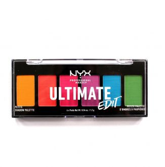 Paleta Ultimate Edit Petite Brights NYX