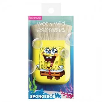Pincel SpongeBob Flat Kabuki Brush WET N WILD