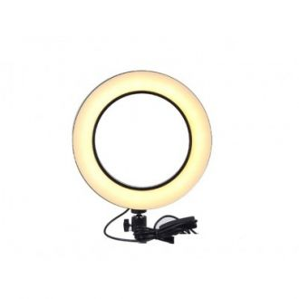 Ring Light LED Dimmable com Tripé BEAUTY LIVE