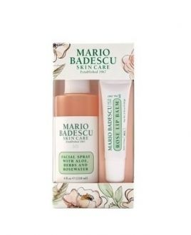 Rose Lip e Mist Duo MARIO BADESCU