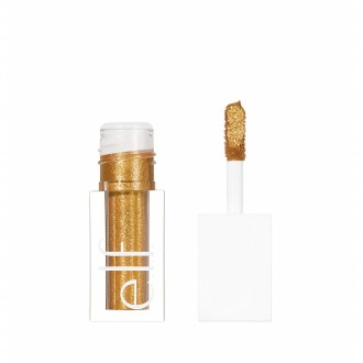 Sombra Liquid Glitter Eyeshadow 24K Gold ELF
