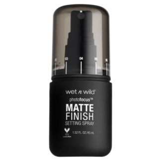 Spray Fixador Photo Focus Matte Finish WET N WILD