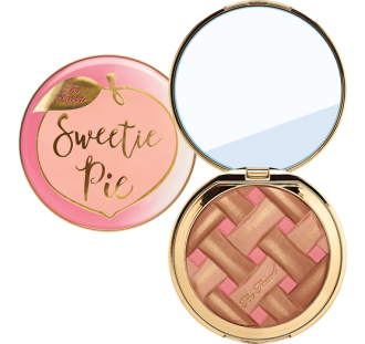 Sweetie Pie Radiant Matte Bronzer TOO FACED