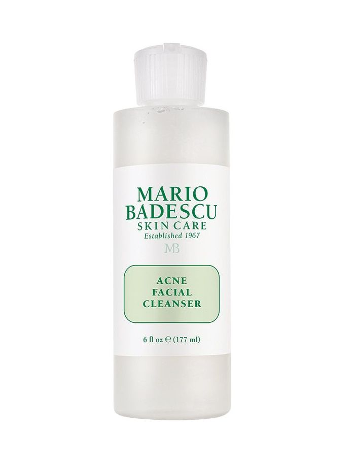 Acne Facial Cleanser MARIO BADESCU