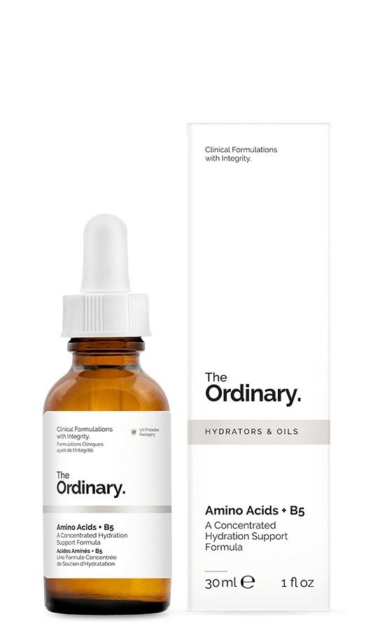 Amino Acids + B5 THE ORDINARY