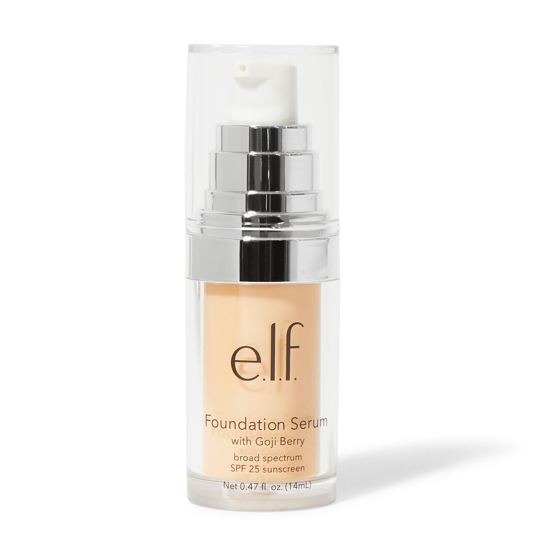 Base Beautifully Bare Foundation Serum with SPF 25 ELF