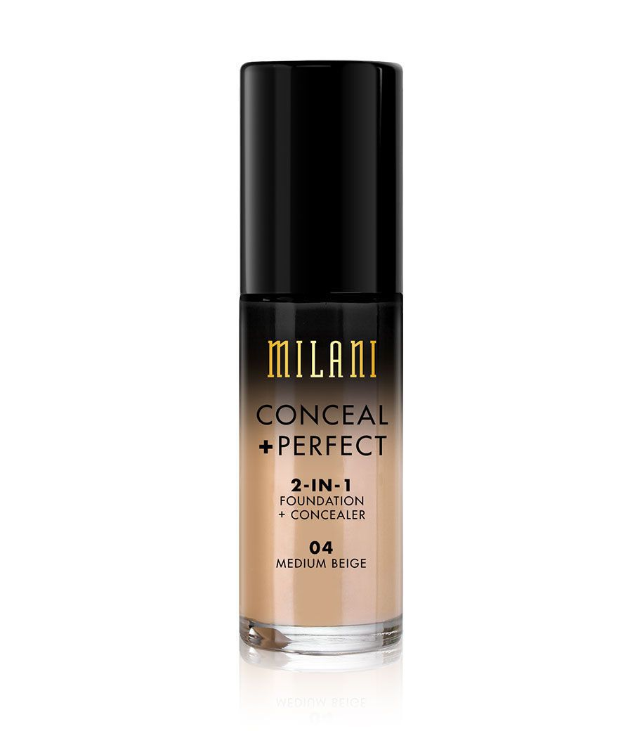 Base Conceal & Perfect 2-in-1 Foundation MILANI