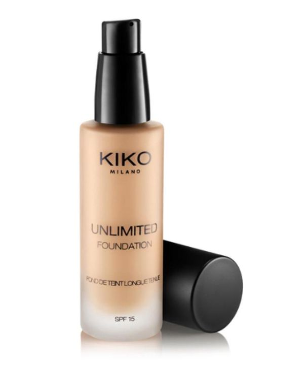 Base Unlimited Foundation SPF 15 KIKO MILANO