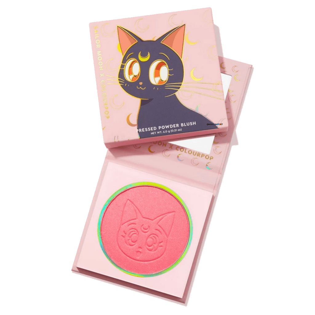 Blush Cat's Eye Sailor Moon COLOURPOP