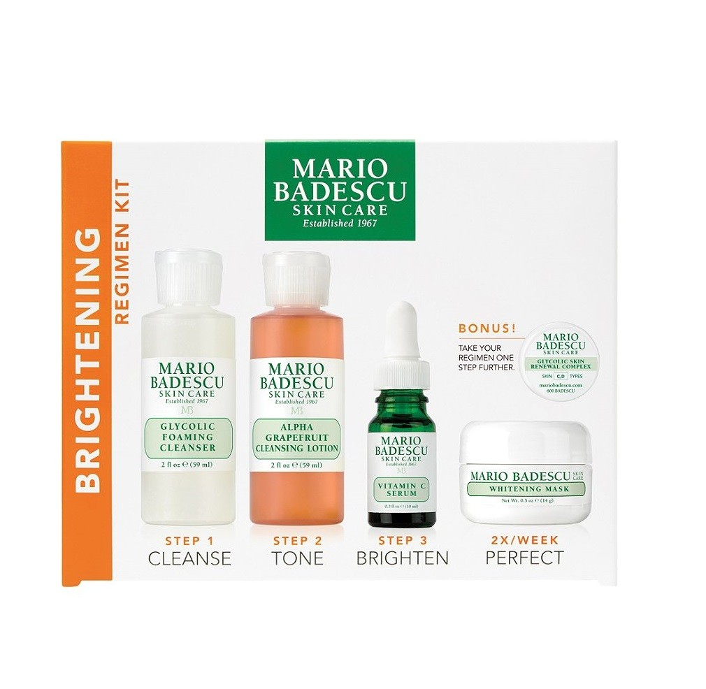 Brightening Regimen Kit MARIO BADESCU