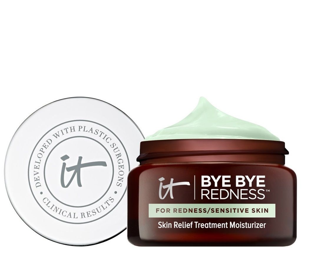 Bye Bye Redness Skin Relief Treatment Moisturizer IT COSMETICS