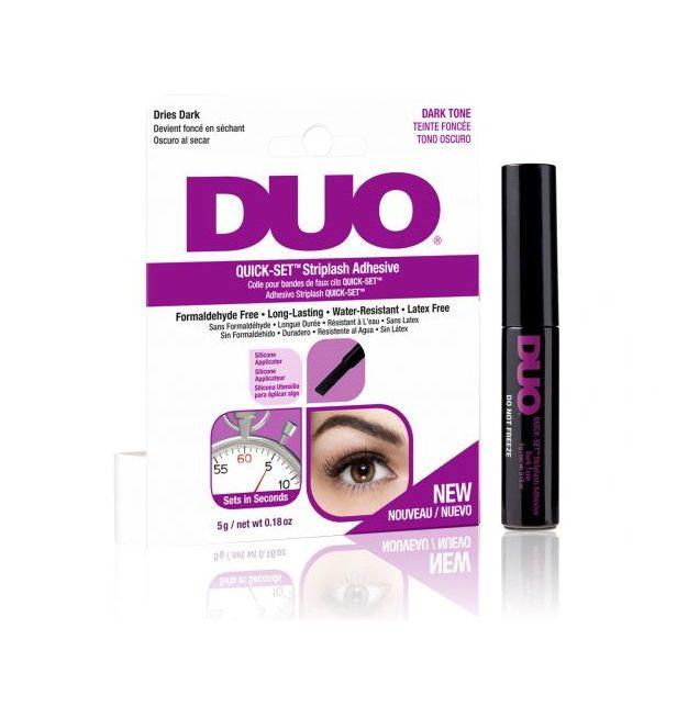 Cola de cílios Quick-Set Dark DUO