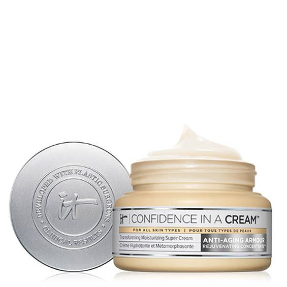 Confidence in a Cream Super Moisturizer IT COSMETICS