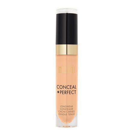 Corretivo Conceal + Perfect Longwear  MILANI