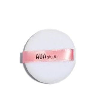 Cotton Powder Puff AOA