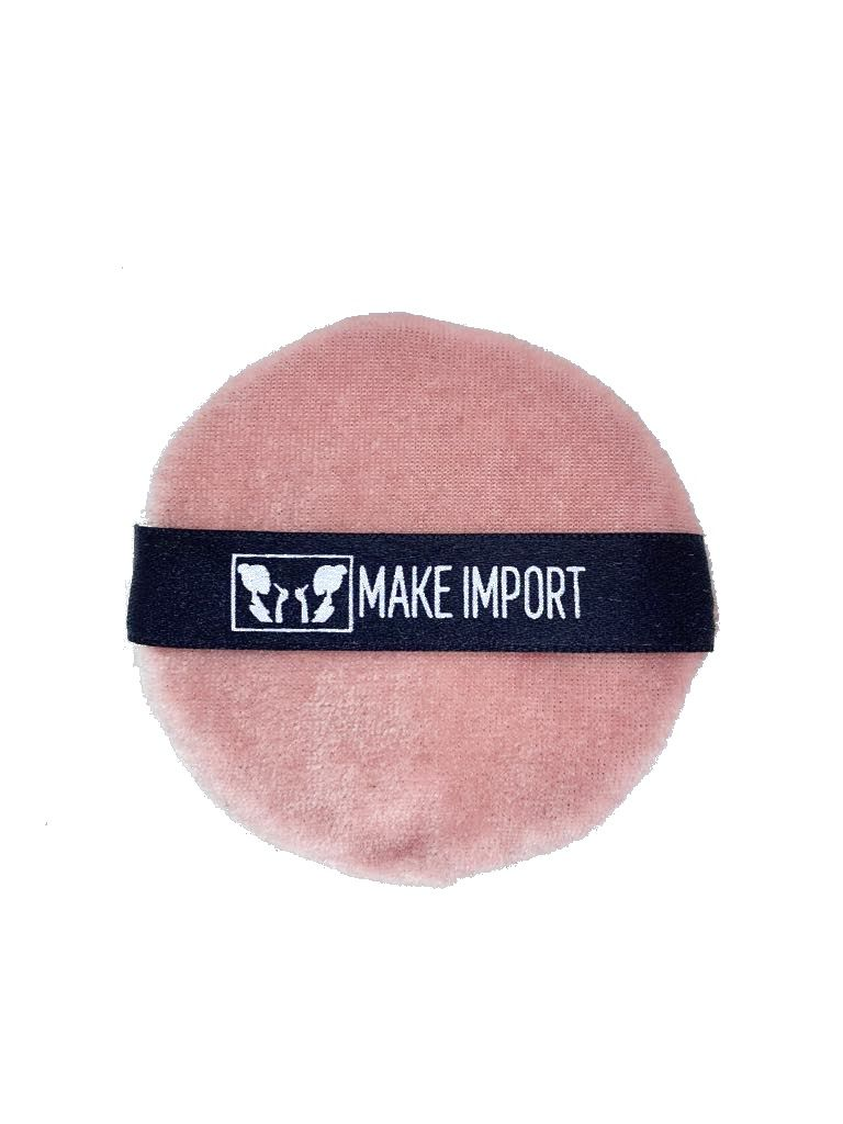Esponja facial MAKE IMPORT