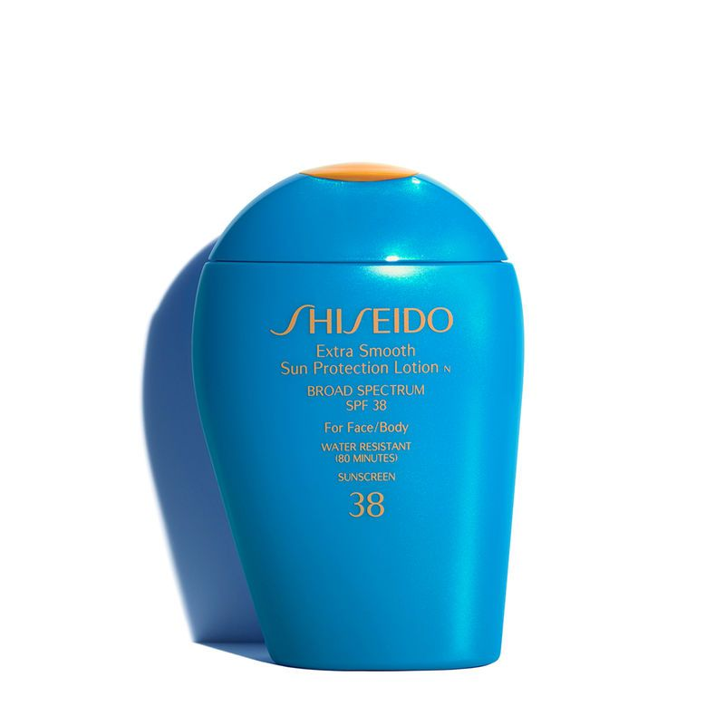 Extra Smooth Sun Protection Cream SPF 38 SHISEIDO