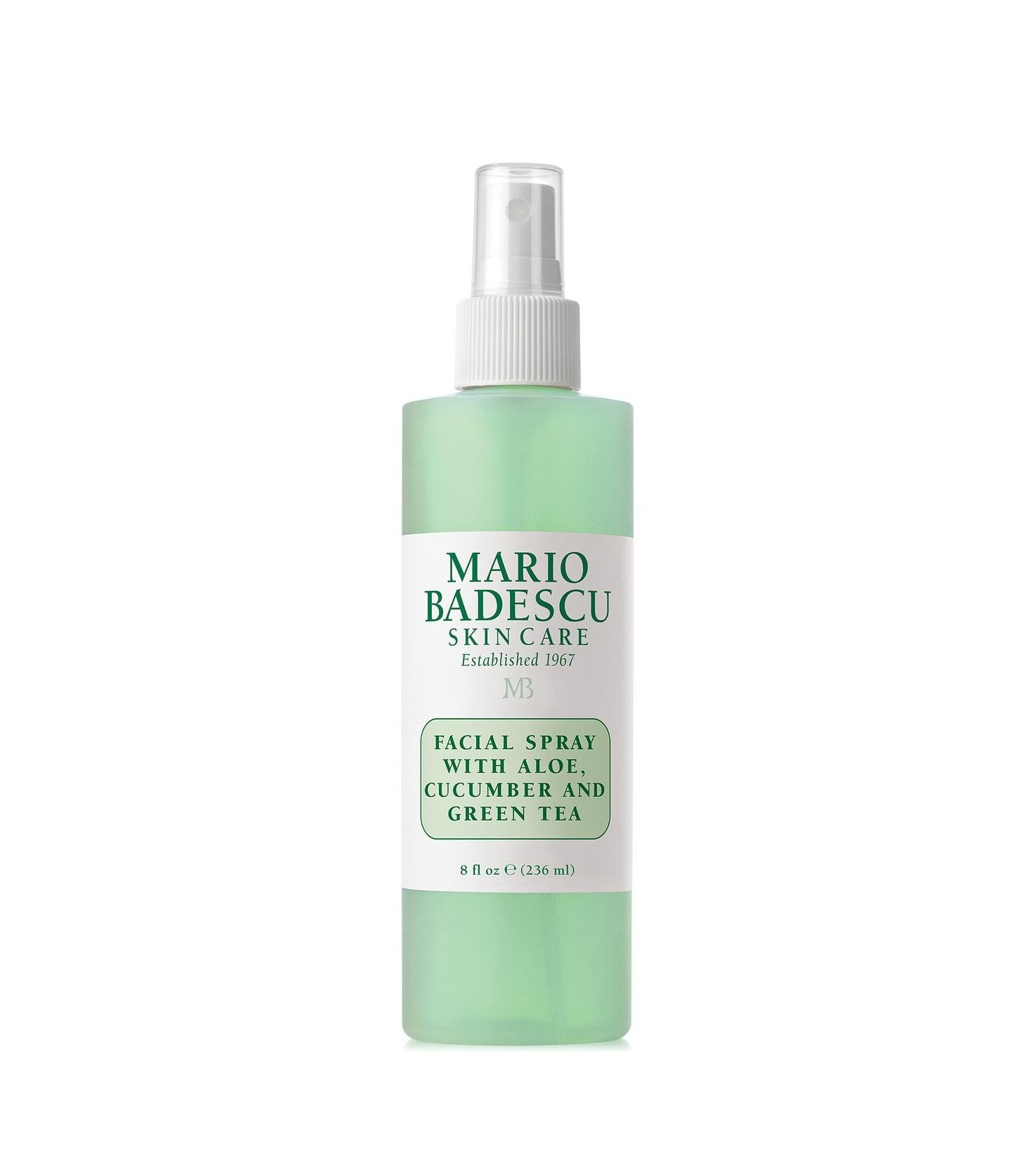 Facial Spray With Aloe Cucumber e Green Tea MARIO BADESCU