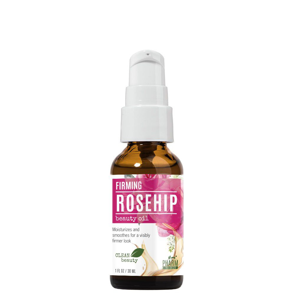 Firming Natural Rosehip Beauty Oil PHARM TO SKIN