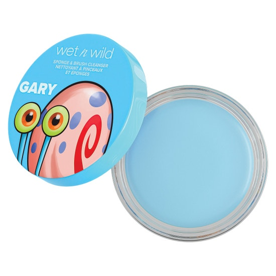 Gary the Snail Soap Suds Sponge & Brush Cleanser WET N WILD