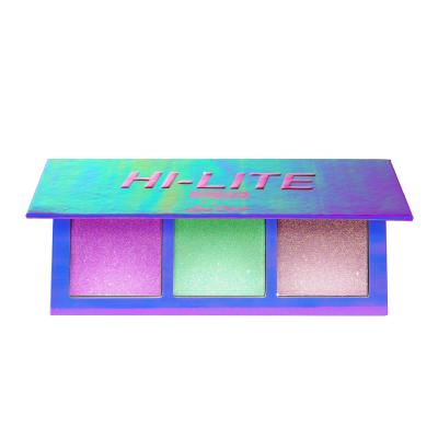 Hi-Lite Unicorns highlighter Palette  LIME CRIME