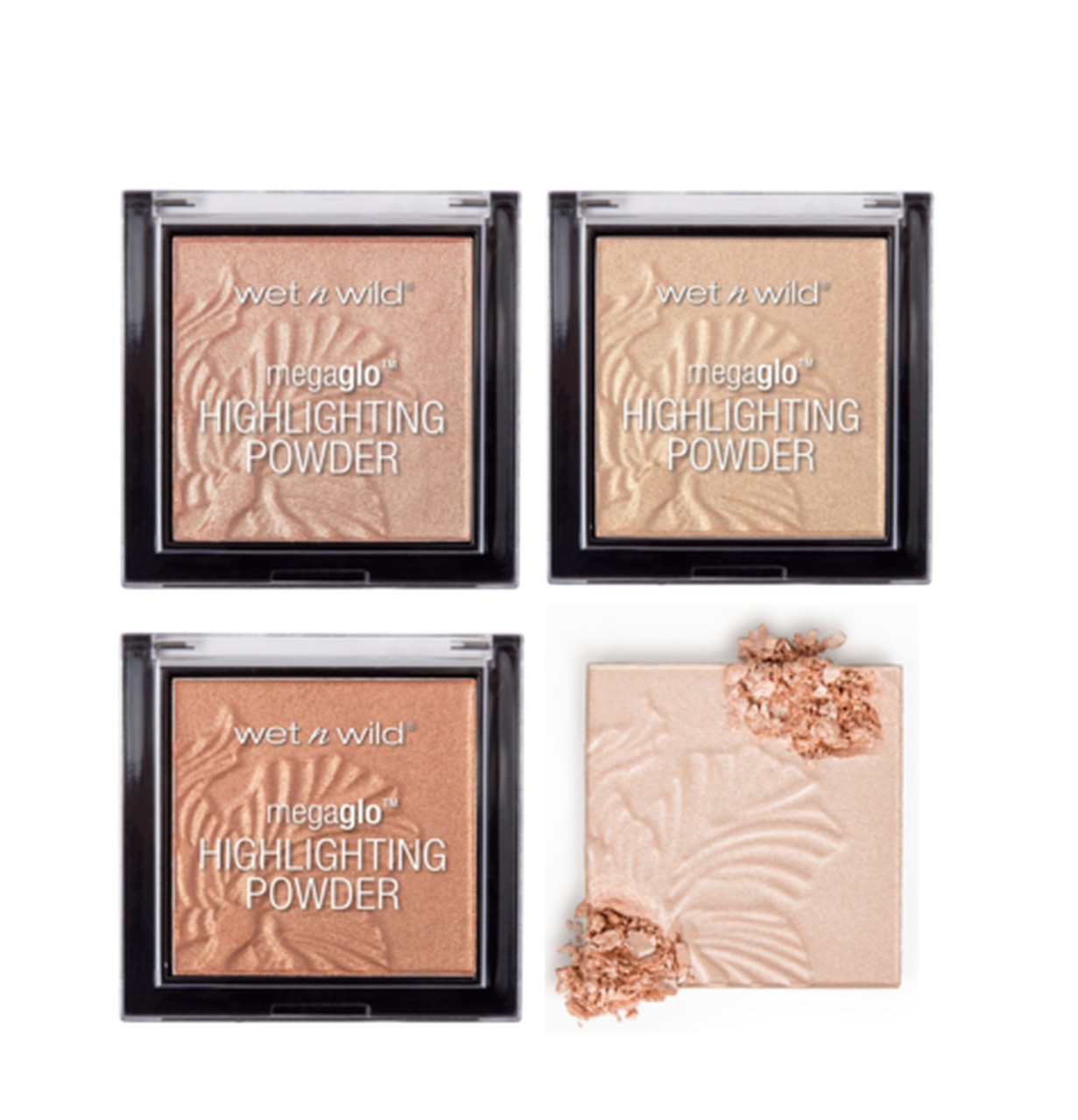 Iluminador MegaGlo Highlighting Powder WET N WILD