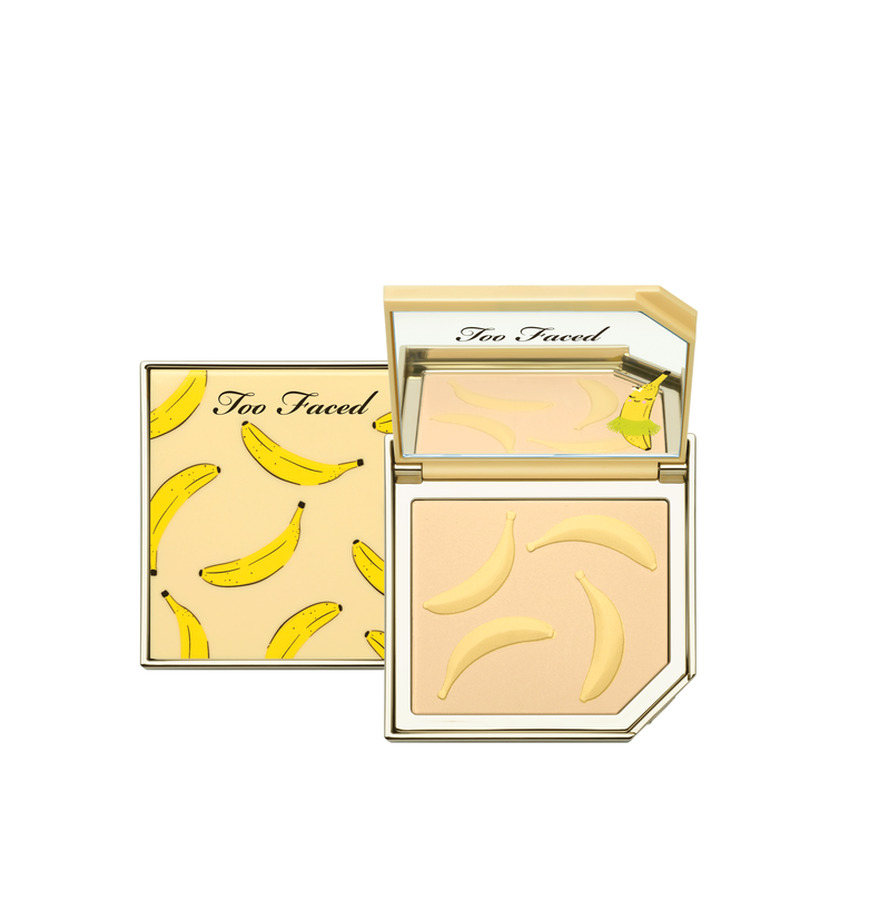 It's Bananas Brightening Setting Powder TOO FACED