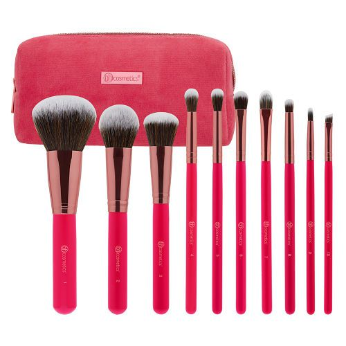 Kit Bombshell Beauty Brush Set BH COSMETICS