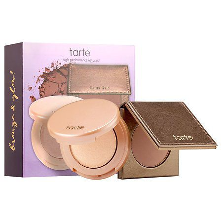 Kit Glow Girls Bronze & Highlight Duo TARTE